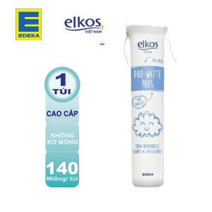 Bông tẩy trang Elkos