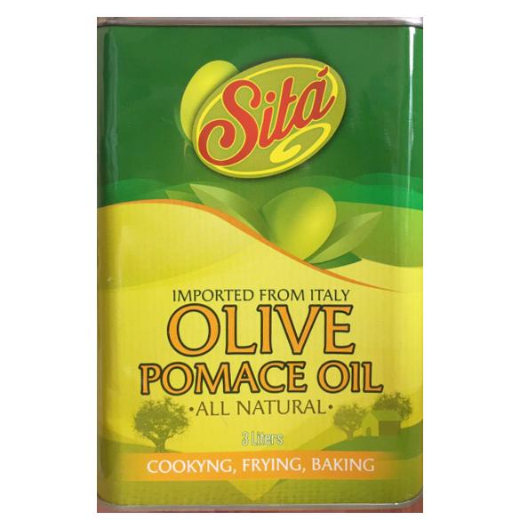 Dầu olive pomance 3l