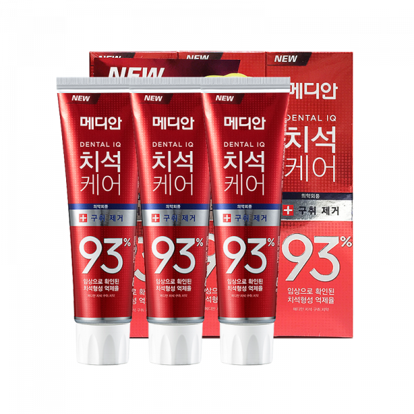 Kem đánh răng MEDIAN 9305-Đỏ
